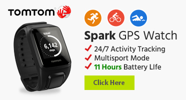 Spark GPS Watch