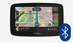 GPS With Bluetooth