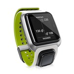 TomTom Golfer White/Green GPS Enabled Golf Watch