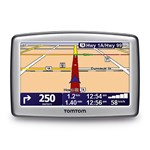 TomTom XL330S TomTom XL 330S GPS Navigational Unit With 1 GB Built I