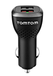 Tomtom Dual Car Charger 9ujc.001.01 Car Charger