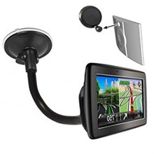 Mounts gooseneck windshield suction cup mount for tomtom