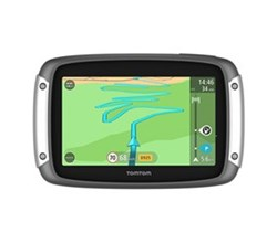 TomTom GPS w/ Bluetooth Connectivity rider 400