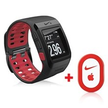 tom tom Sport Fitness GPS tomtom nike sports gps watch red