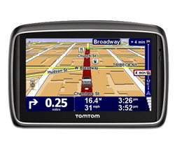 TomTom GPS w/ Bluetooth Connectivity go740live