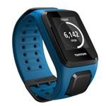 TomTom Spark Shocking Blue Large Fitness Watch