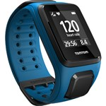 TomTom Spark Music Cardio Shocking Blue Large Fitness Watch