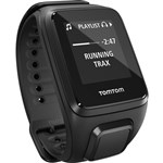 TomTom Spark Music Large Black GPS Enabled Fitness Watch