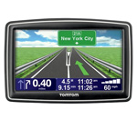 """TomTom XXL 540S  Product # 1EP005201 The TomTom XXL 540S is a complete navigation system in a 5"""" XXL extra-wide touchscreen device"