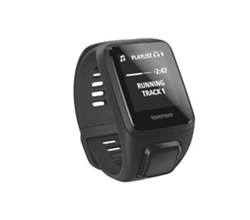 TomTom Spark3 GPS Fitness Watch tomtom spark 3 cardio+music+hp