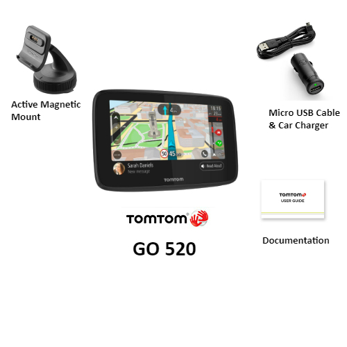 Buy TomTom Most Popular Automotive Go Series GPSs | Factory