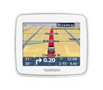 """TomTom EASE White  The TomTom EASE is a compact, portable GPS device with 3"