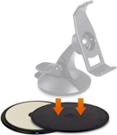 TomTom 702341-TomTom Dashboard Disk Mount