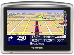 TomTom View All GPS tomtom one xl