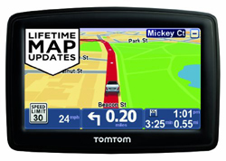 TomTom View All GPS start 45m r