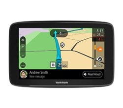 TomTom GPS w/ Bluetooth Connectivity tomtom go comfort 5