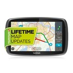 """""""TomTom GO 50 Brand New Includes One Year Warranty, Product # 1FC501901 The TomTom GO 50 makes the smartest driving decisions by knowing what is going on and what lies ahead"""